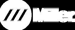 Logo Miller Blanco